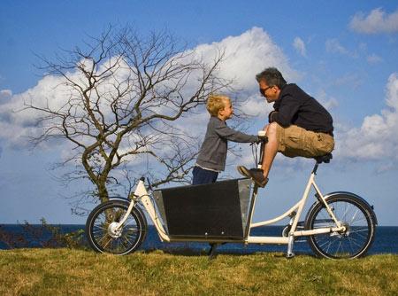 christiania bikes 2wheeler tavarapyörä