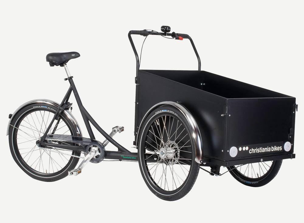 christiania bikes laatikkopyörä light