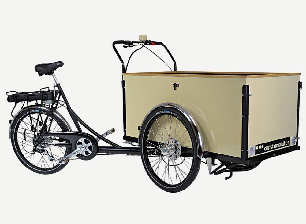 christiania bikes laatikkopyörä Cargo  30