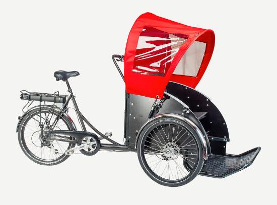 christiania bikes taxi tavarafillari