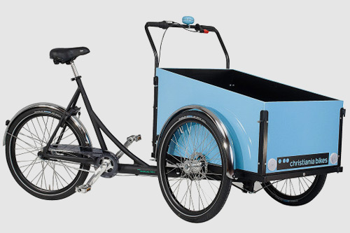 christiania bikes laatikkopyörä
