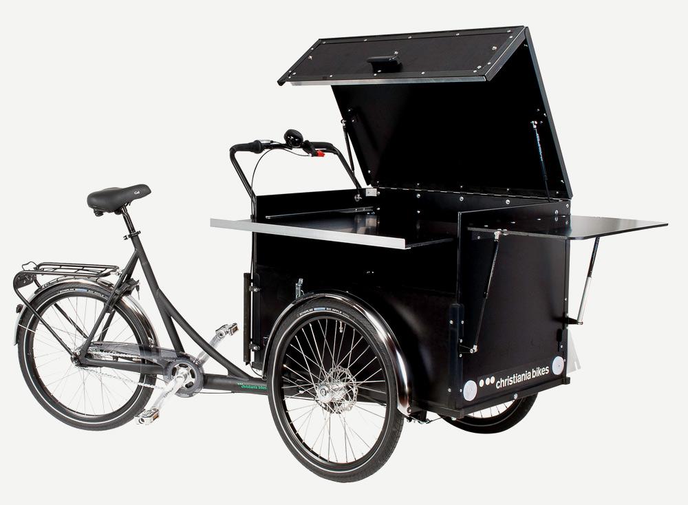 christiania bikes laatikkopyörä event box