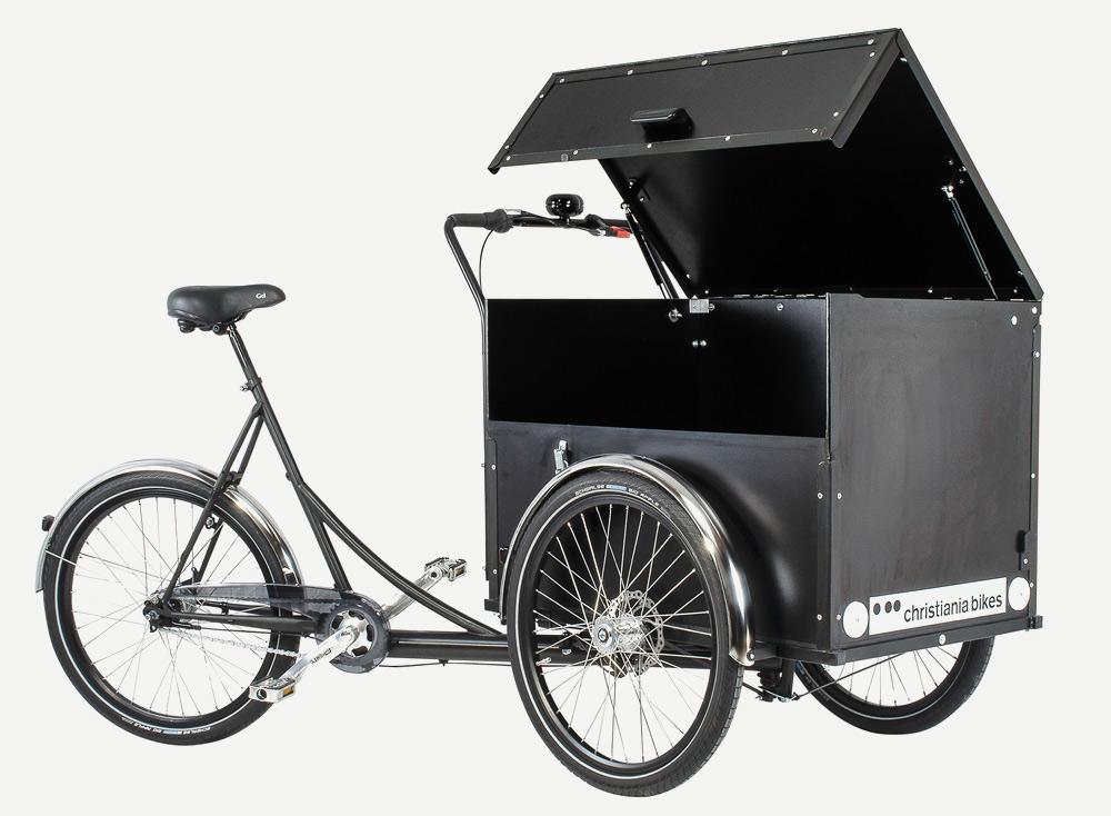 christiania bikes laatikkopyörä p-box